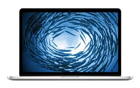 Macbook Pro with Retina display 15inch 2013