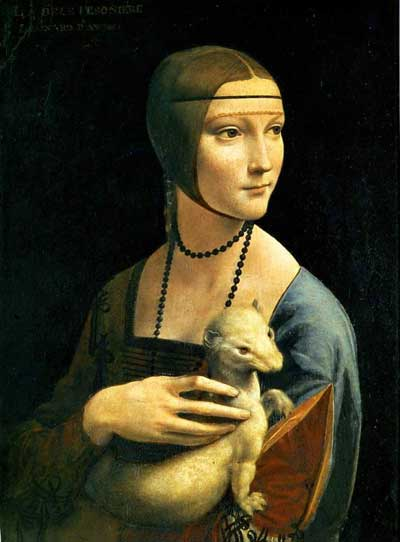 Woman with an Ermine.