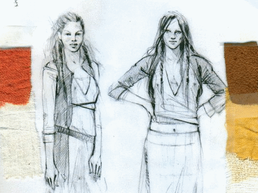 Amity Sketches 3