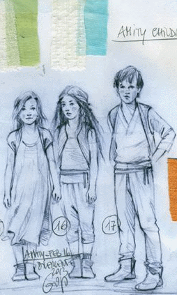 Amity Sketches