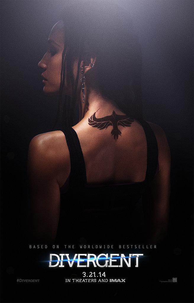 Divergent Movie Poster  Tori