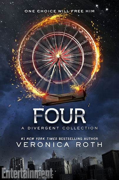 Cover for Four A Divergent Collection
