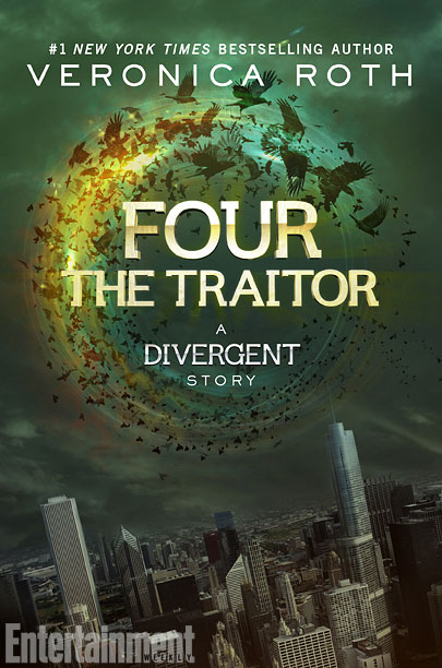 Four the Traitor Cover