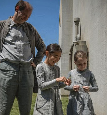 Abnegation Children