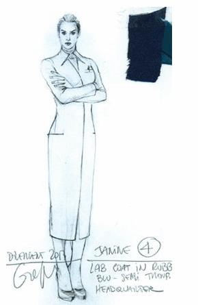 Jeanine costume