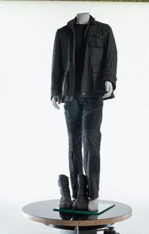 Dauntless Male Prototype Costume