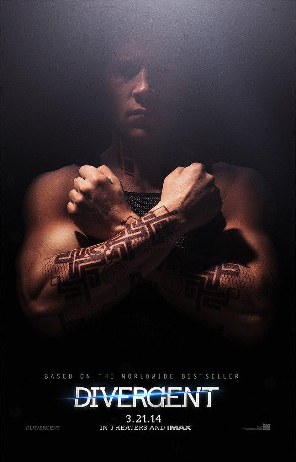 Divergent Movie Poster  Eric