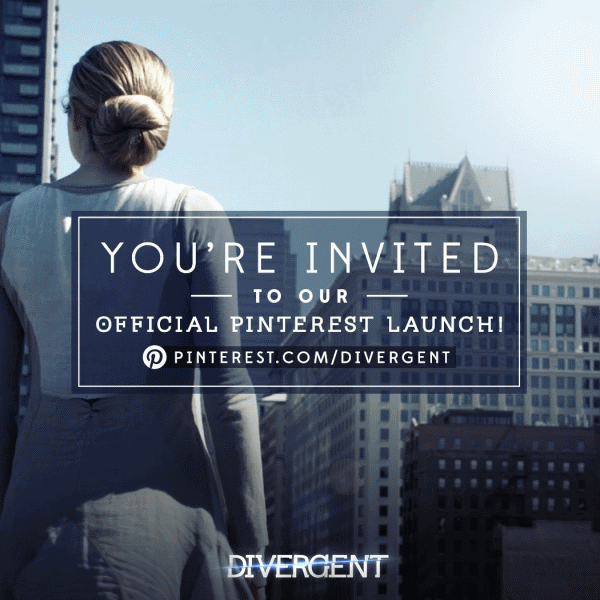 Pinterest Launch Poster