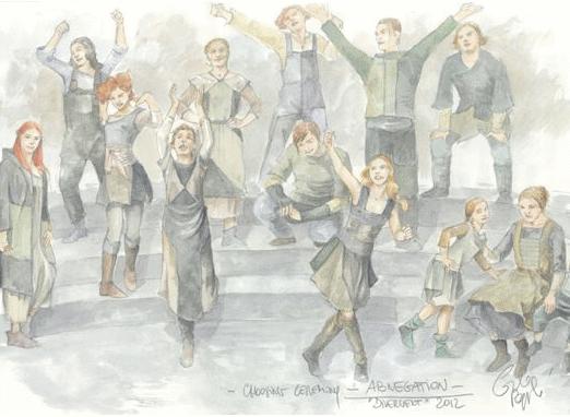 Abnegation Sketch 3