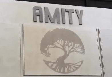 Amity Doorway