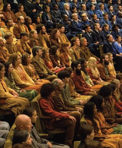 Amity at Choosing Ceremony