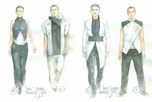 Candor Uniform Sketches