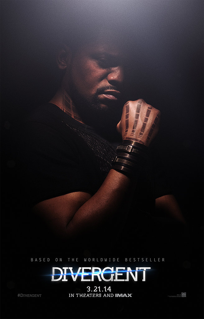 Divergent Movie Poster  Max