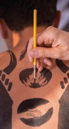 Four Tattoo 2