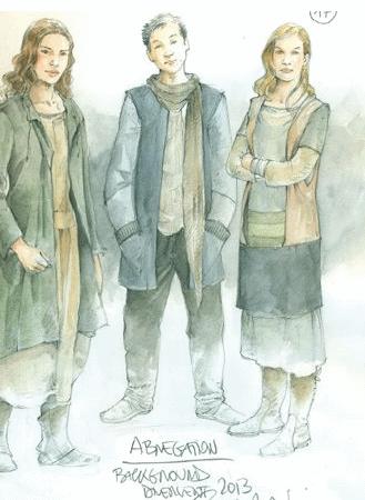Abnegation Sketch