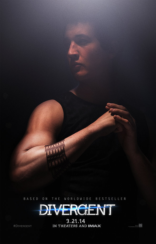Divergent Movie Poster  Peter
